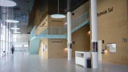 Chodby v Kráľovskej akadémii v Aarhuse